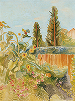 作品画像:夏の庭