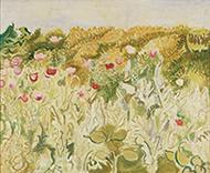 作品画像:芥子畑