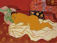 作品画像:室の裸婦