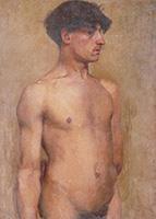 作品画像:裸体習作