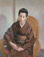 作品画像:母の像