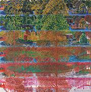 作品画像:グロスター・ゲート(リージェンツ・パーク)、夏、秋、冬