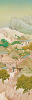 作品画像:房州漁村