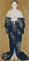 作品画像:青衣立像