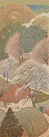 作品画像:月ヶ瀬の梅