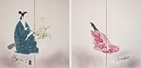 作品画像:秋の色種
