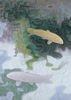 作品画像:双鯉