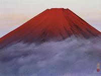 作品画像:富士
