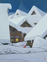 作品画像:雪国