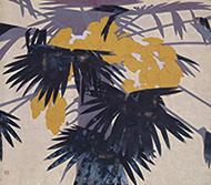 作品画像:棕梠の花
