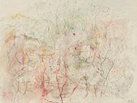 作品画像:川原と石と草