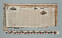 作品画像:竜安寺の石庭を歩く、1983年2月21日、京都