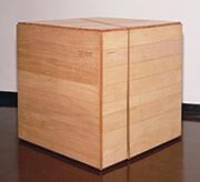 作品画像:「反対称」正六面体プラトンの多面体