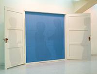 作品画像:扉の影