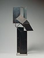 作品画像:五つの正方形と五つの長方形