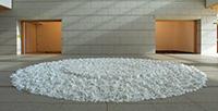 作品画像:アルミナのエロス(白い固形は…)