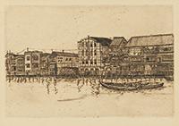作品画像:河岸