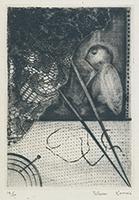 作品画像:孤独な鳥