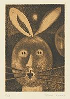 作品画像:月の兎