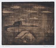 作品画像:海辺の貝
