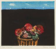 作品画像:Fleurs à la mer(海辺の花)