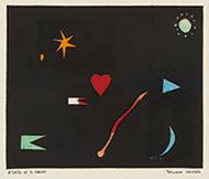 作品画像:Étoile et le cœur(星と心)