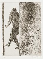 作品画像:3. 肩の向こうに隠れたその顔だけがどうしても見えない不思議な男の・・・[『九つの夢から』より]