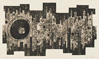 作品画像:華の墓標