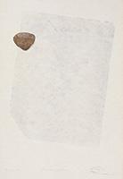作品画像:石と紙と石