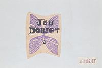 作品画像:JEU D'OBJET 2 表紙、見返し