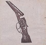 作品画像:JEU D'OBJET 1 銃