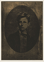 作品画像:楕円形の肖像
