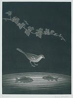 作品画像:小鳥と魚の友愛