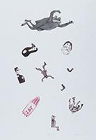 作品画像:蛙とロケット