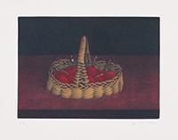 作品画像:さくらんぼの篭