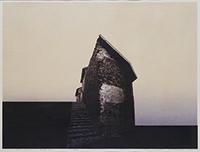 作品画像:私の家のコレクションより 石の家 M.S.