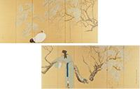 作品画像:林 和靖