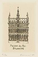 作品画像:ブリュッセル王宮