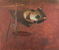 作品画像:割れた甕