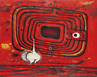 作品画像:鳥のいる風景 No.1