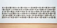作品画像:240 個の石膏の代用物