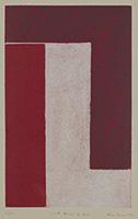 作品画像:赤に向かう白のアングル