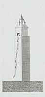 作品画像:ひとつの窓の塔[『6つのグリム童話』より]