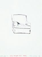 作品画像:少し傷んだ椅子