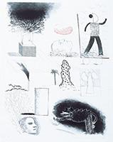 作品画像:モーリスにシュガーリフトを見せる