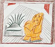 作品画像:2つの椅子の絵