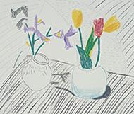 作品画像:白い陶器