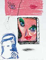 作品画像:シーリアのイメージ(習作)