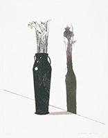 作品画像:花瓶と花