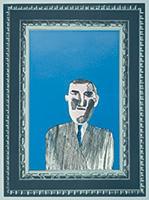 作品画像:銀の額に入った肖像画[『ハリウッド・コレクション』より]